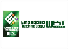 Embedded Technolosy West 2013 出展